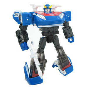 PRE-ORDER Transformers Generations Selects Deluxe Smokescreen - Exclusive
