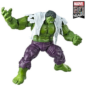 "PRE-ORDER Marvel Legends 80th Exclusive Hulk 6"" Action Figure"