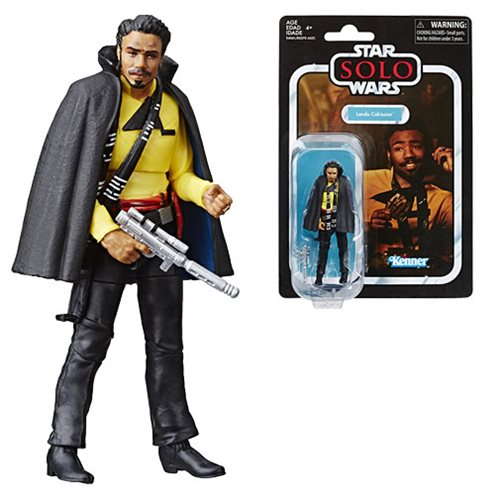 Star Wars The Vintage Collection 3 3/4-Inch Lando Action Figure