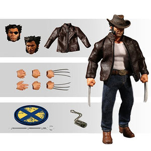 Wolverine Logan One:12 Collective Action Figure - Free Shipping