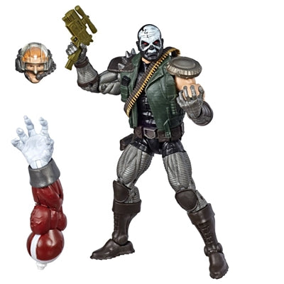 Marvel Legends X-MEN Caliban Wave Skullbuster 6