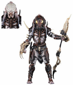 "PRE-ORDER Predator - 7"" Scale Action Figure - Ultimate Alpha Predator 100th Edition Figure"