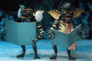 "PRE-ORDER Gremlins - 7"" Scale Action Figures - Christmas Carol Winter Scene 2 Pack"