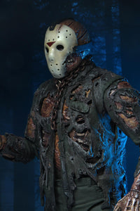 "PRE-ORDER Friday the 13th - 7"" Scale Action Figure – Ultimate Part 7 (New Blood) Jason"