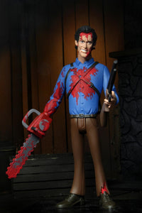 "Toony Terrors - 6"" Action Figure - Evil Dead 2 Ash (Bloody)"