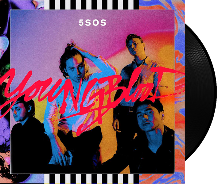 Youngblood (Black Vinyl)