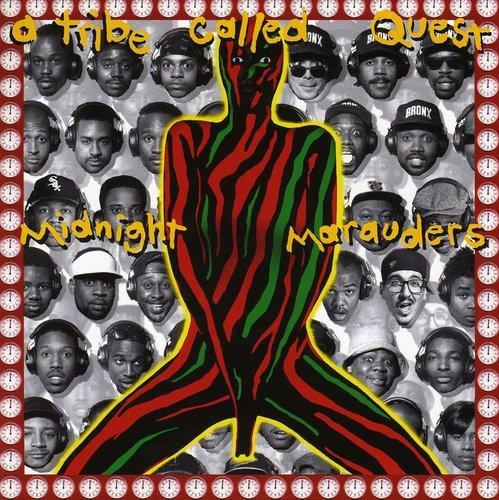 Midnight Marauders (Black Vinyl)