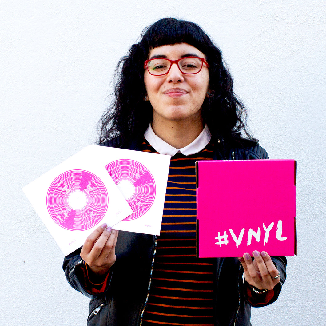 Vinyl Valentine Subscription (for you and your lover)