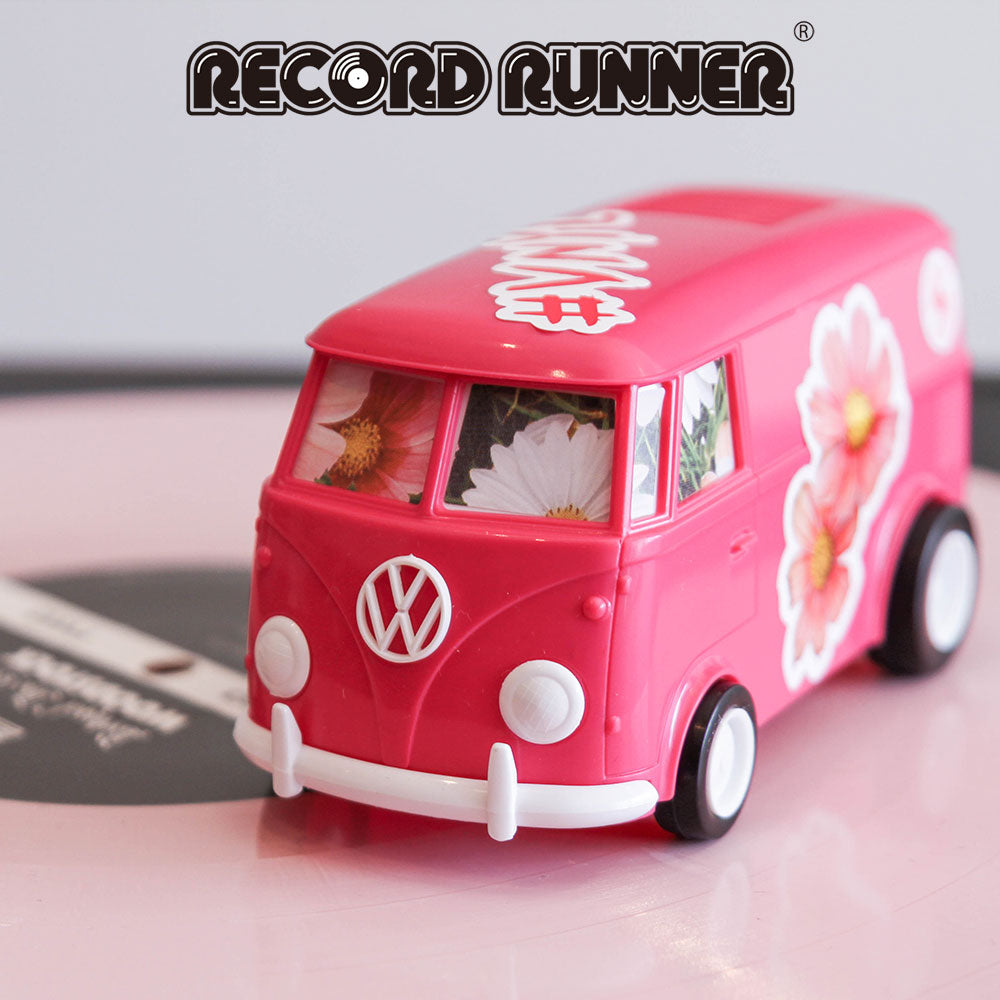 Record Runner - Portable Record Player