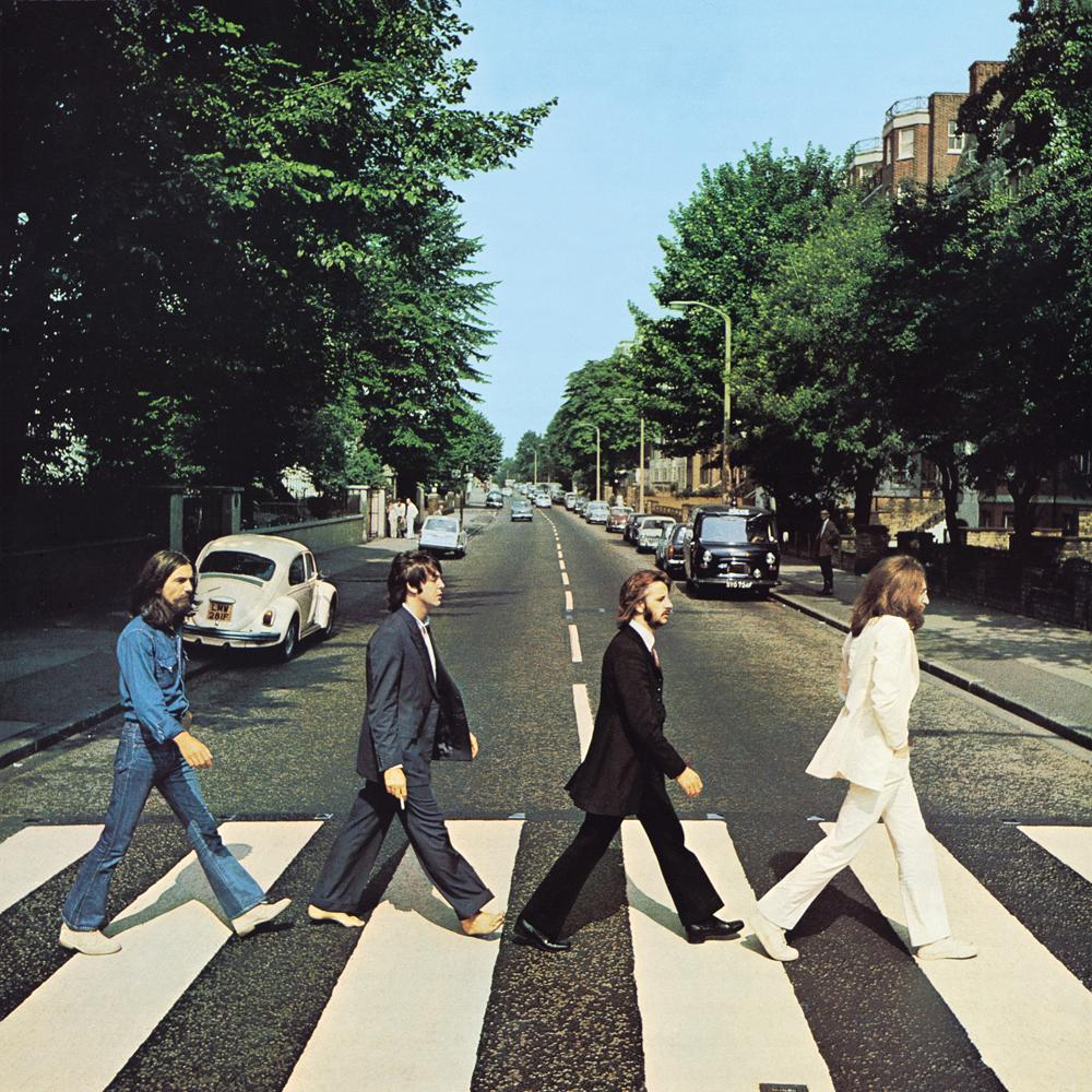 Abbey Road (Black Vinyl)