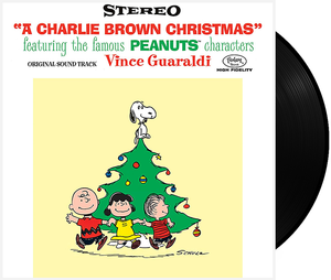 A Charlie Brown Christmas (Black)