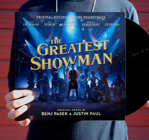 The Greatest Showman (Black Vinyl)