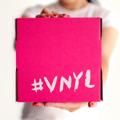 VNYL Gift Membership Subscription (with Invite Card and Gift Card Box)