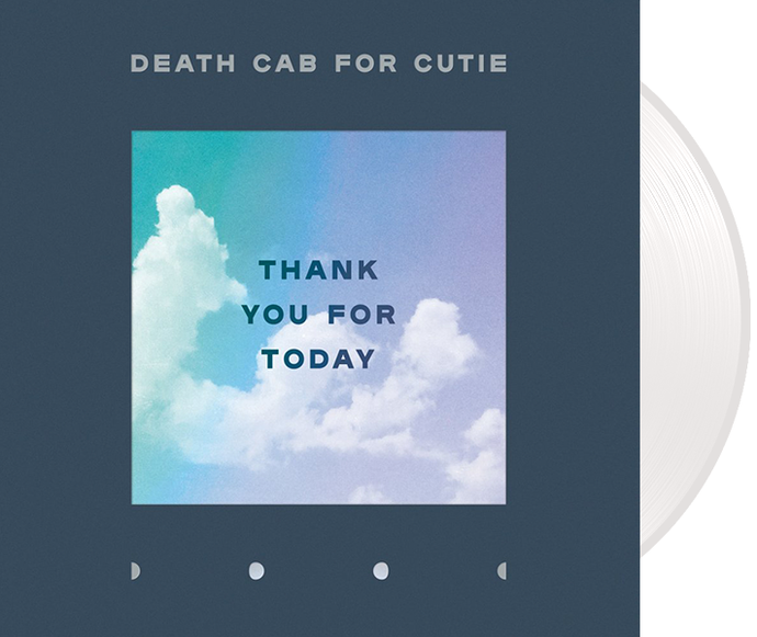 Thank You For Today (Clear Vinyl)