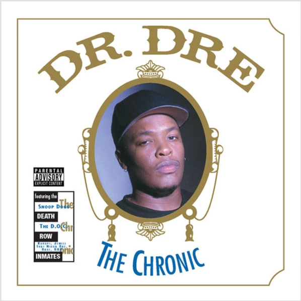 The Chronic (Black Vinyl)