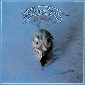 The Eagles Greatest Hits (Black Vinyl)