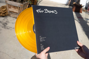 Foxx Bodies (Exclusive Orange Vinyl)