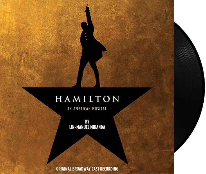 The Hamilton Mixtape (Black Vinyl)