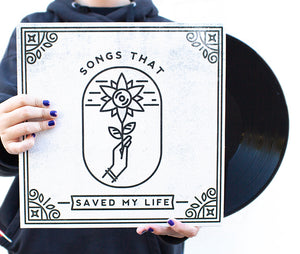 Songs That Saved My Life (Black)