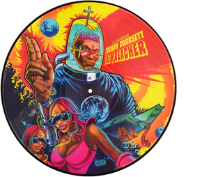 Tashan Dorrsett / The Preacher (Picture Disc)