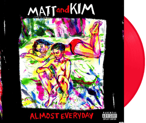 Almost Everyday (Limited Edition Red Vinyl)