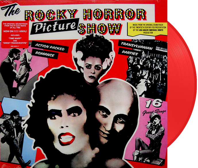 Rocky Horror Picture Show (Red Vinyl)