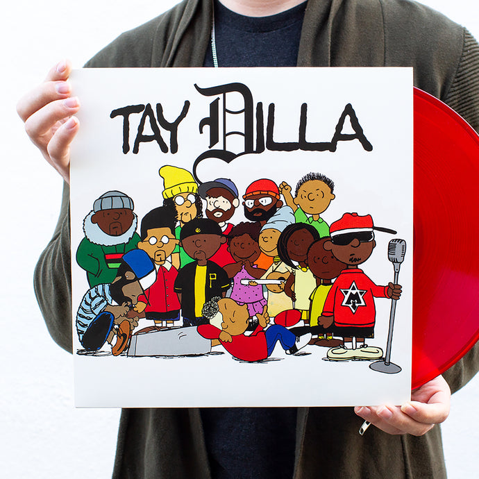 Tay Dilla (VNYL Exclusive Red)