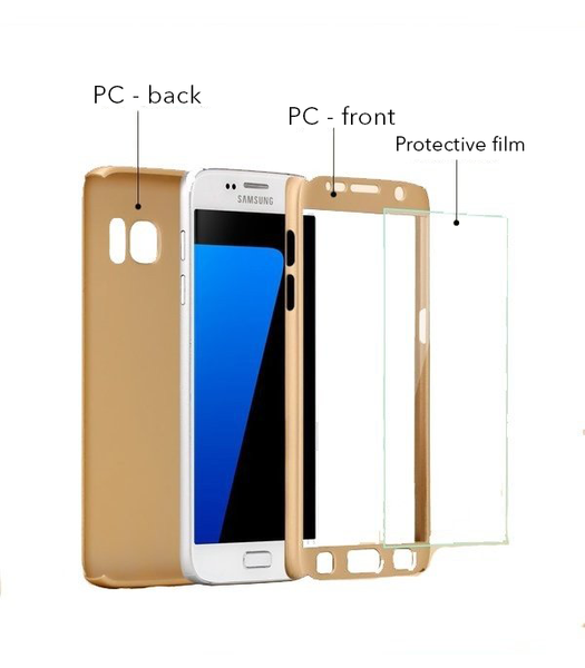 Protective Film for 360 Case for Galaxy A7 (2017)