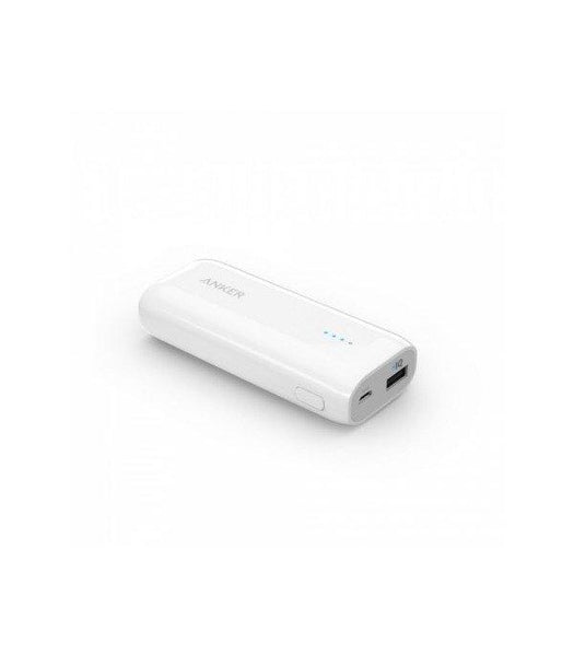 External battery Anker Astro E1 2end Generation 5200 mAh White
