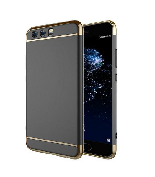 3 in 1 Luxury Case for Huawei P10