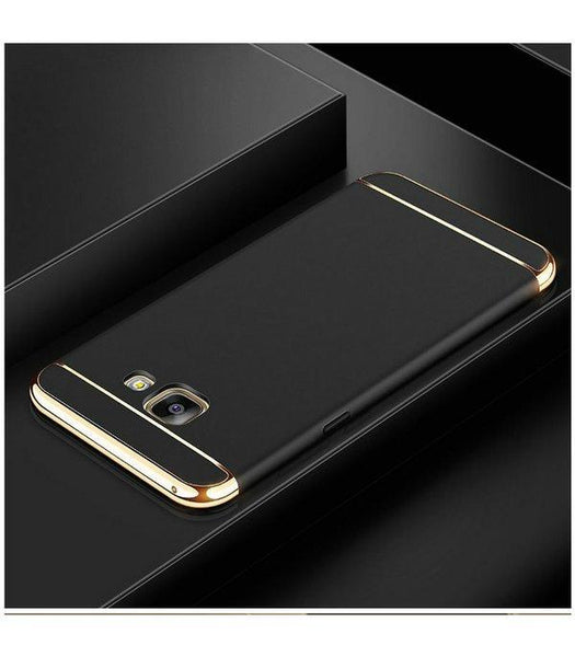 3 in 1 Luxury Case for Galaxy A7 (2017)