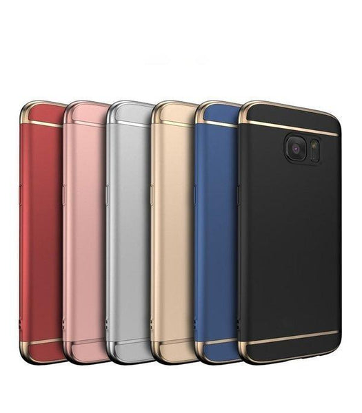 3 in 1 Luxury Case for Galaxy S6