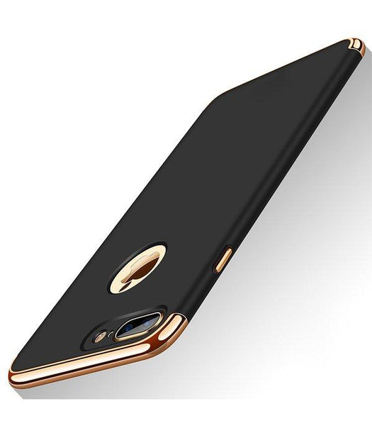 3 in 1 Luxury Case for iPhone 7 Plus