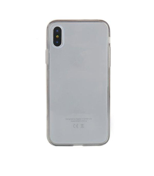 Full 360 Silicone Case for iPhone X