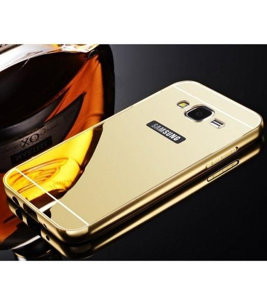 Aluminium Mirror Case for Galaxy J5 (2015)