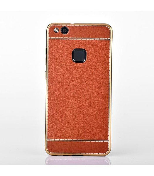 Luxury Leather Case for Huawei P10 Lite