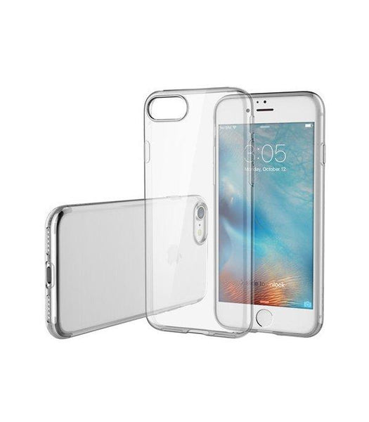 Transparent Rock Case for iPhone 7/8