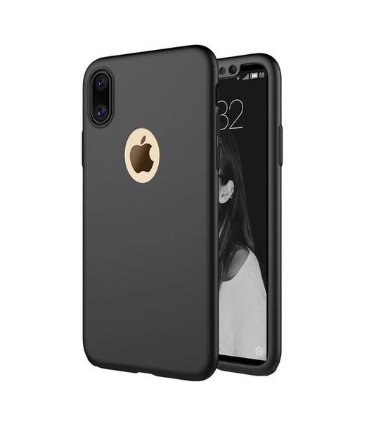 Voreo 360 Case made of Silicone Rubber for iPhone X