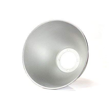 2 pack - Bobcat 90 Degree Beam Angle Aluminum Reflector High Shine for Bobcat 100W LED UFO High Bay Lamp