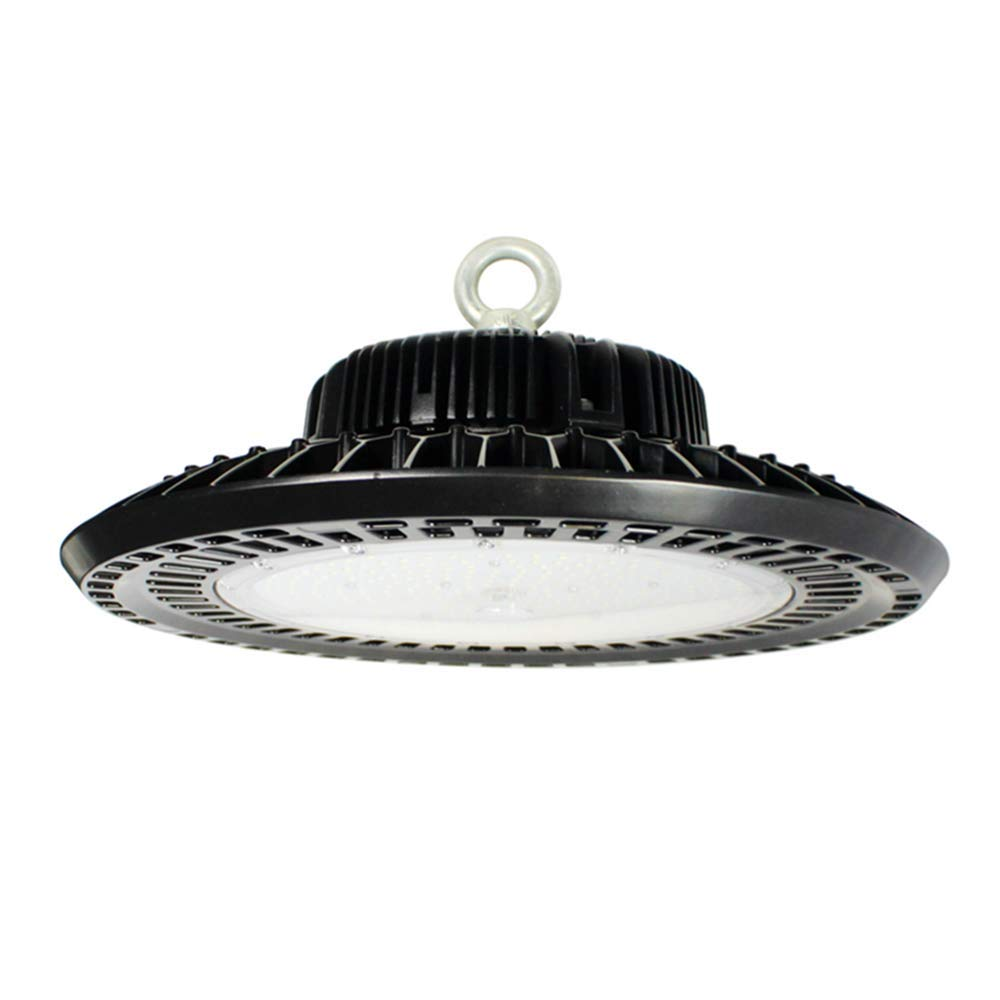 Bobcat LED High Bay Light,150W UFO High Bay Lighting (600W HID/HPS Equivalent) 20,000 Lumens, Daylight White 5000K, IP65 Waterproof, Garage, Warehouse,DLC ETL Listed, 5-Year Warranty