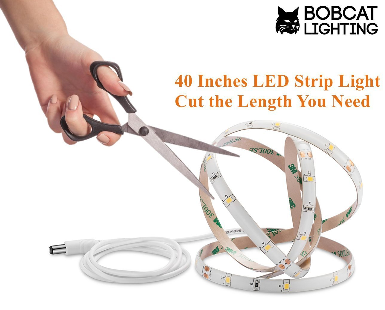 best loved c080a 676c1 Motion Activated LED Strip Lighting for Closet or Under ...