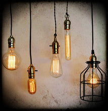 6 Pack-Modvera 40 Watt - Vintage Antique Light Bulb - T45/ T14 - Radio Style - 4.3 in. Length - Spiral Tungsten Filament - Multiple Supports - Tinted 2200K Warm White E26 Base Dimmable 230 lumens