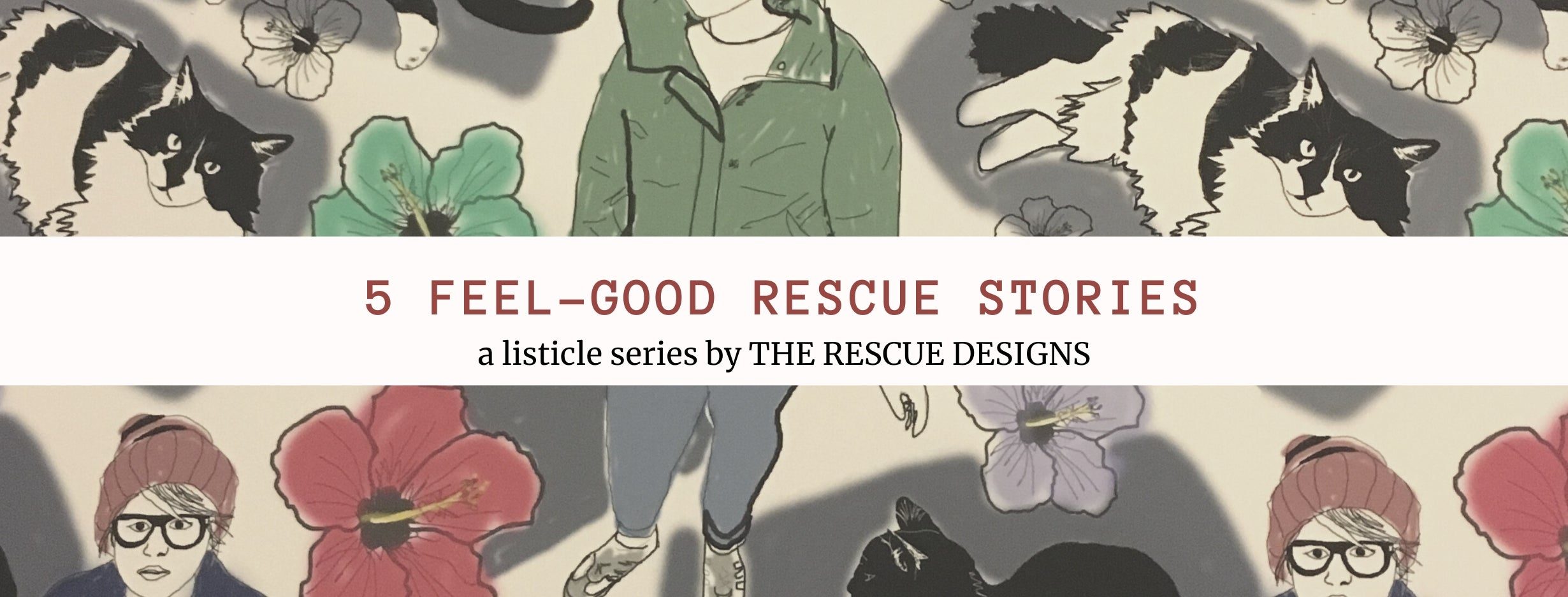5 Feel-Good Rescue Stories