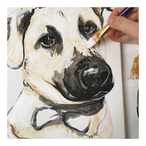 Custom Pet Paintings