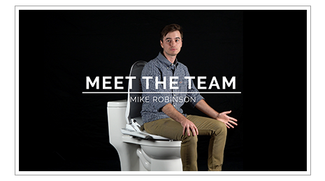 Bio Bidet | Meet The Team: Mike Robinson