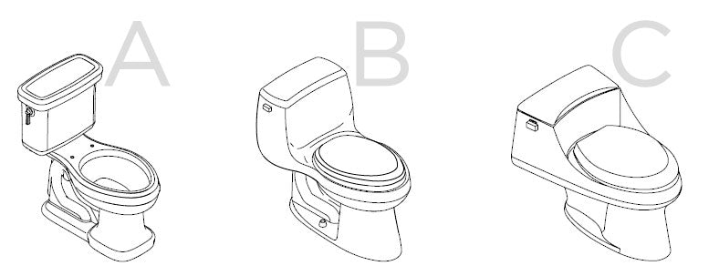 uk toilet seat sizes. Bidet Template  Print In 6 A4 Papers To Use It As A Single Page Template Toilet Types Sizes Bio