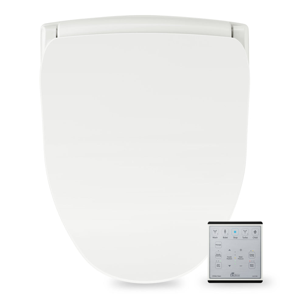 (OPEN BOX) Slim Two Bidet