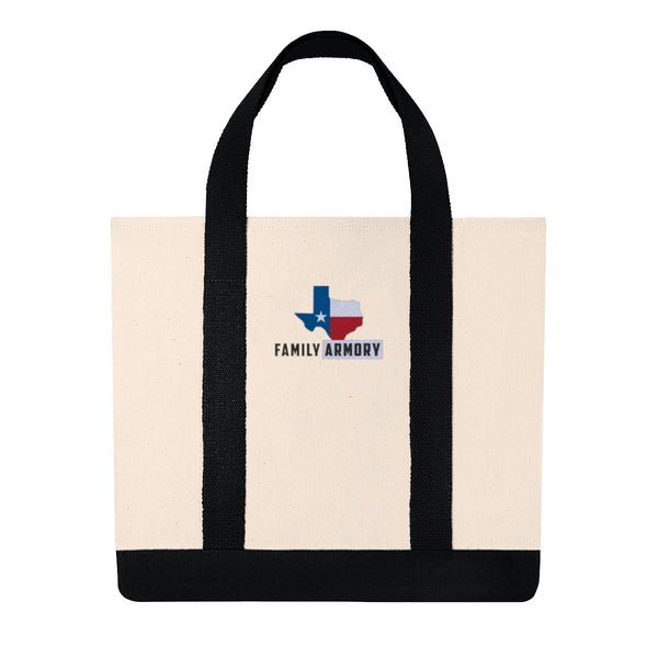 Shopping Tote // @familyarmory - Family Armory