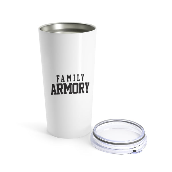 Content Supporter Tumbler 20oz // @familyarmory - FAMILY ARMORY RANGE STYLE