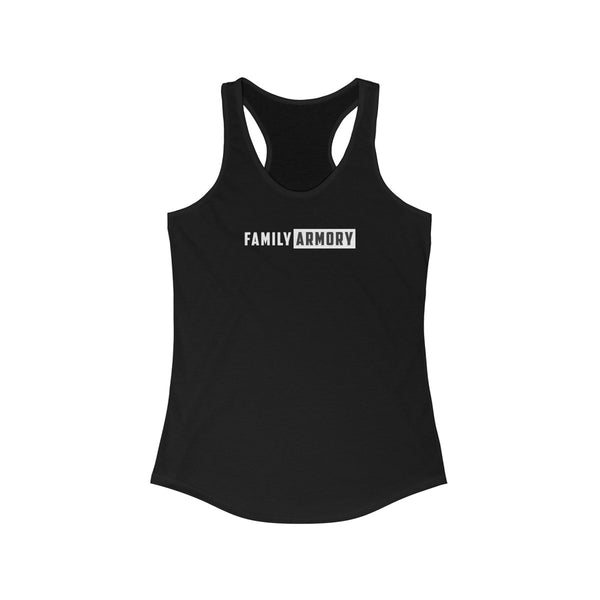 Content Supporter Women's Tank II // @familyarmory - Family Armory